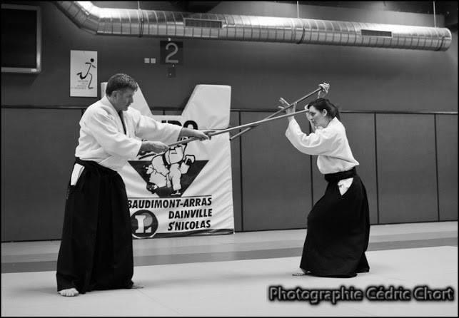 Les armes et l'aïkido